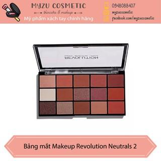 Bảng mắt Makeup Revolution Reloaded thumbnail