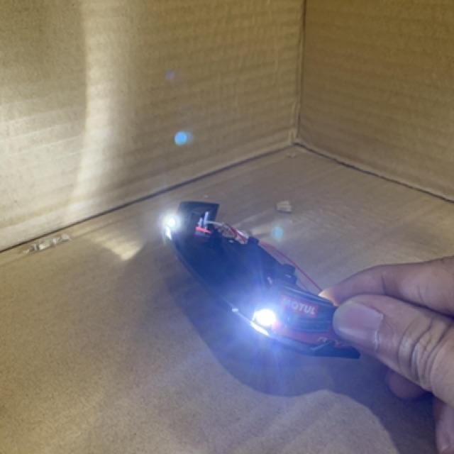 Cản độ đèn led siêu sáng cho xe Drift Japan GT8