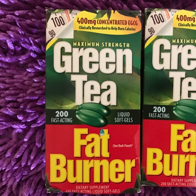Thuốc giảm cân Greentea Fat Burner, date 3-2020 - 2928933 , 173061721 , 322_173061721 , 450000 , Thuoc-giam-can-Greentea-Fat-Burner-date-3-2020-322_173061721 , shopee.vn , Thuốc giảm cân Greentea Fat Burner, date 3-2020