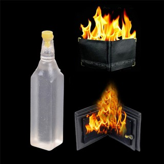 5ml Magic Trick Flame Fire Wallet Oil Magician Perform Street Prop Show