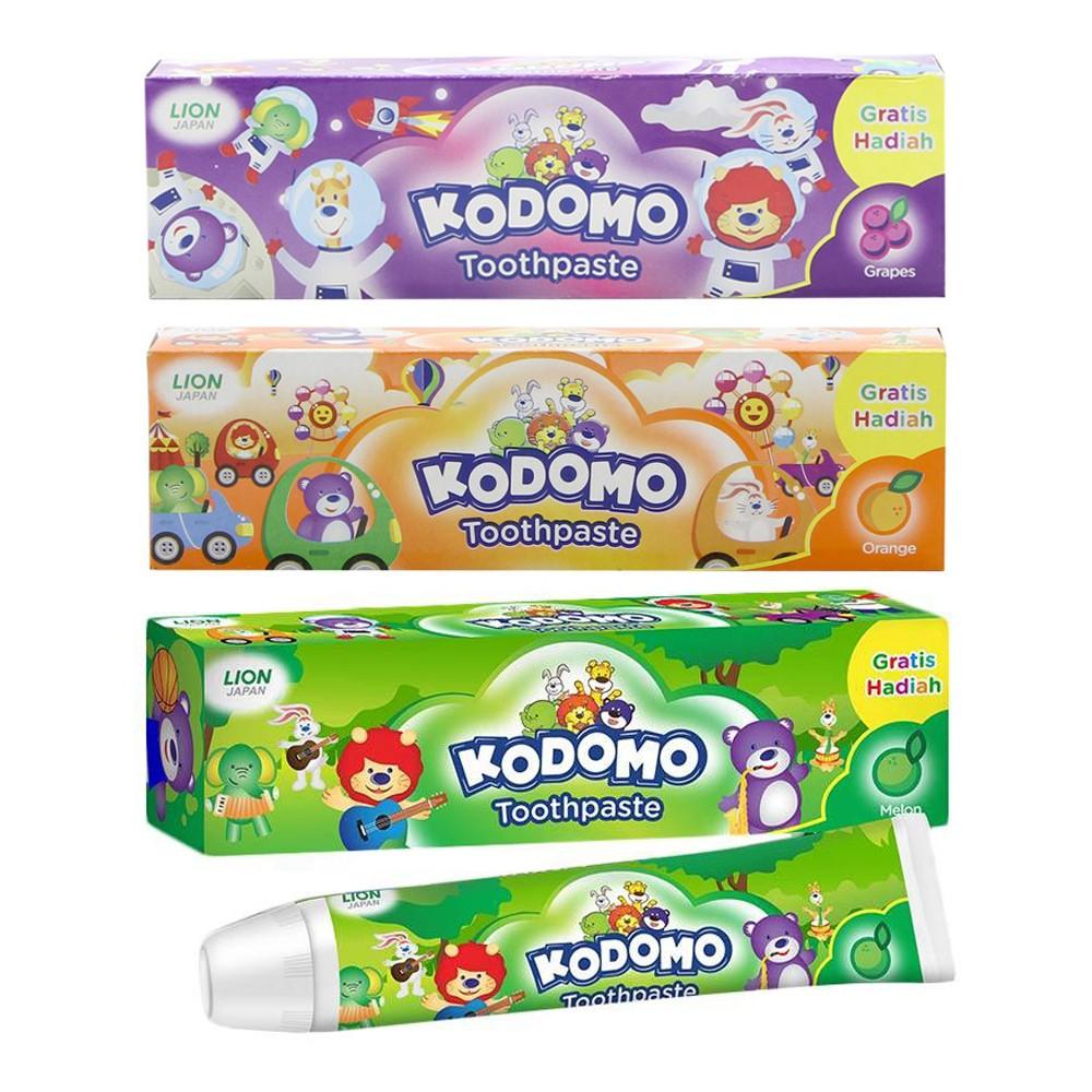 Combo 3 hộp kem đánh răng trẻ em Lion Kodomo hương trái cây 45g/hộp - 2816746 , 982741507 , 322_982741507 , 75000 , Combo-3-hop-kem-danh-rang-tre-em-Lion-Kodomo-huong-trai-cay-45g-hop-322_982741507 , shopee.vn , Combo 3 hộp kem đánh răng trẻ em Lion Kodomo hương trái cây 45g/hộp