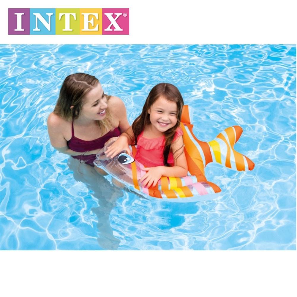 Phao bơi hình cá mã 59223 Intex chính hãng intex