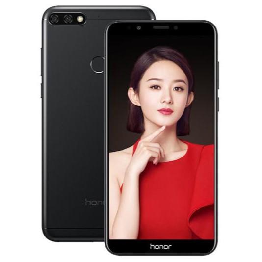 Điện thoại Honor 7C, 5.99 inch, 3GB+32GB, 3 camera - Hãng phân phối chính thức