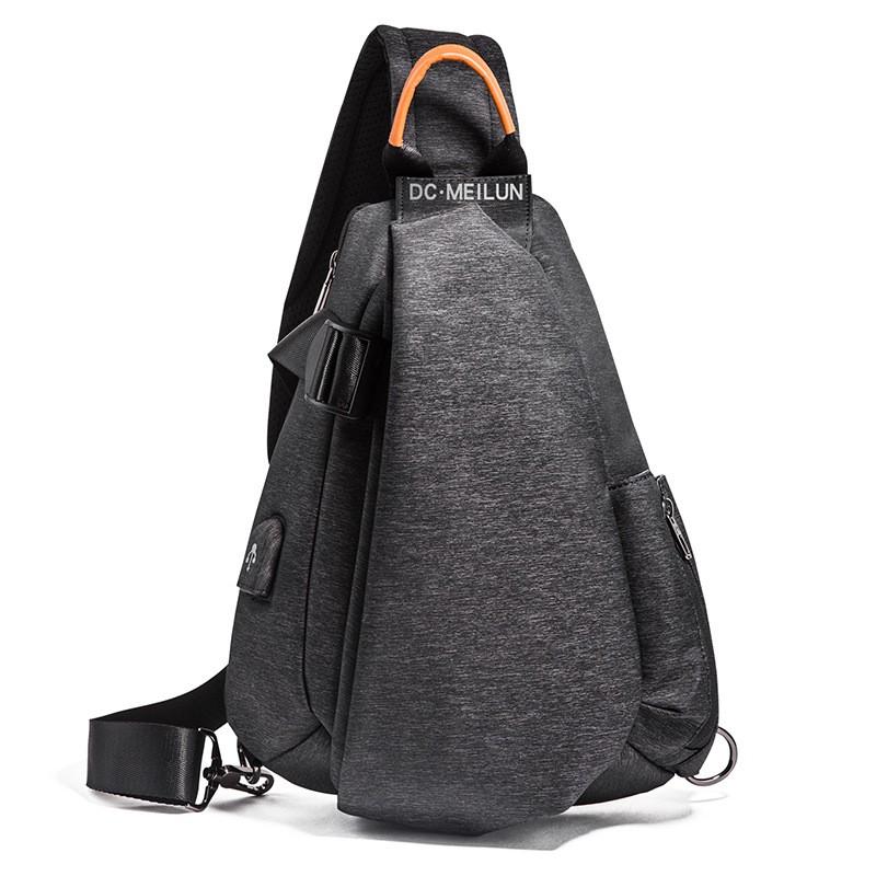 Túi đeo chéo thể thao cao cấp DC.MeiLun TX8007