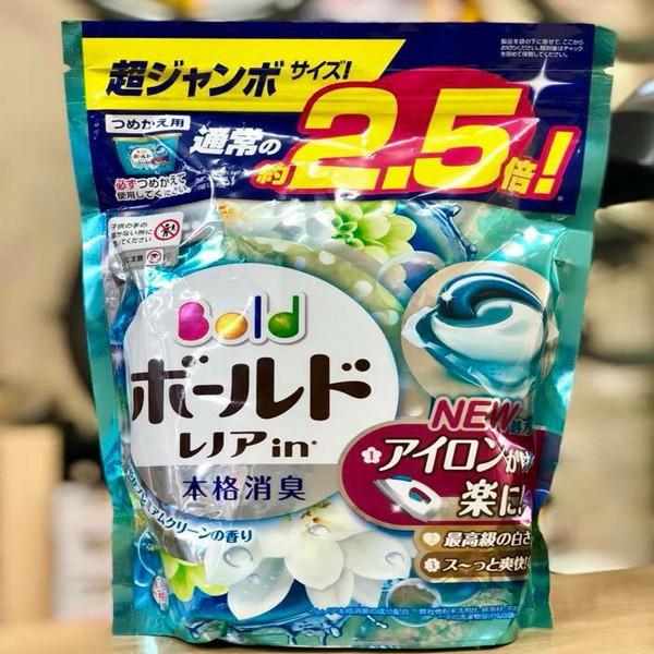 Viên giặt 3D Nhật
