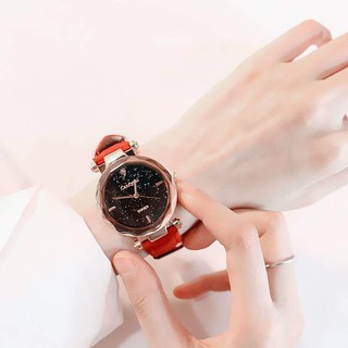 (GIá sỉ) Đồng hồ thời trang nữ Candycat dây nhung C779 (Loại 4 gạch)