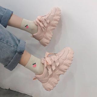 Giày Thể Thao Đế Dày Thời Trang 2020 Cho Nữ