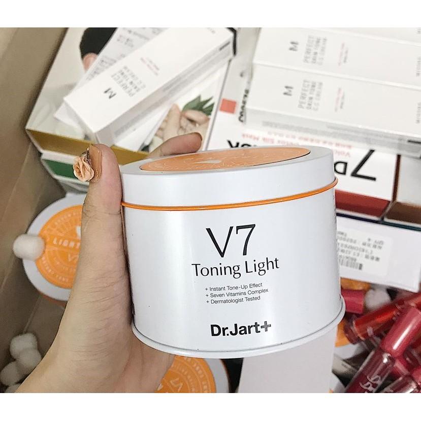 Kem dưỡng trắng da và trị thâm nám Dr.Jart+ V7 Toning Light - 3096664 , 625834808 , 322_625834808 , 750000 , Kem-duong-trang-da-va-tri-tham-nam-Dr.Jart-V7-Toning-Light-322_625834808 , shopee.vn , Kem dưỡng trắng da và trị thâm nám Dr.Jart+ V7 Toning Light