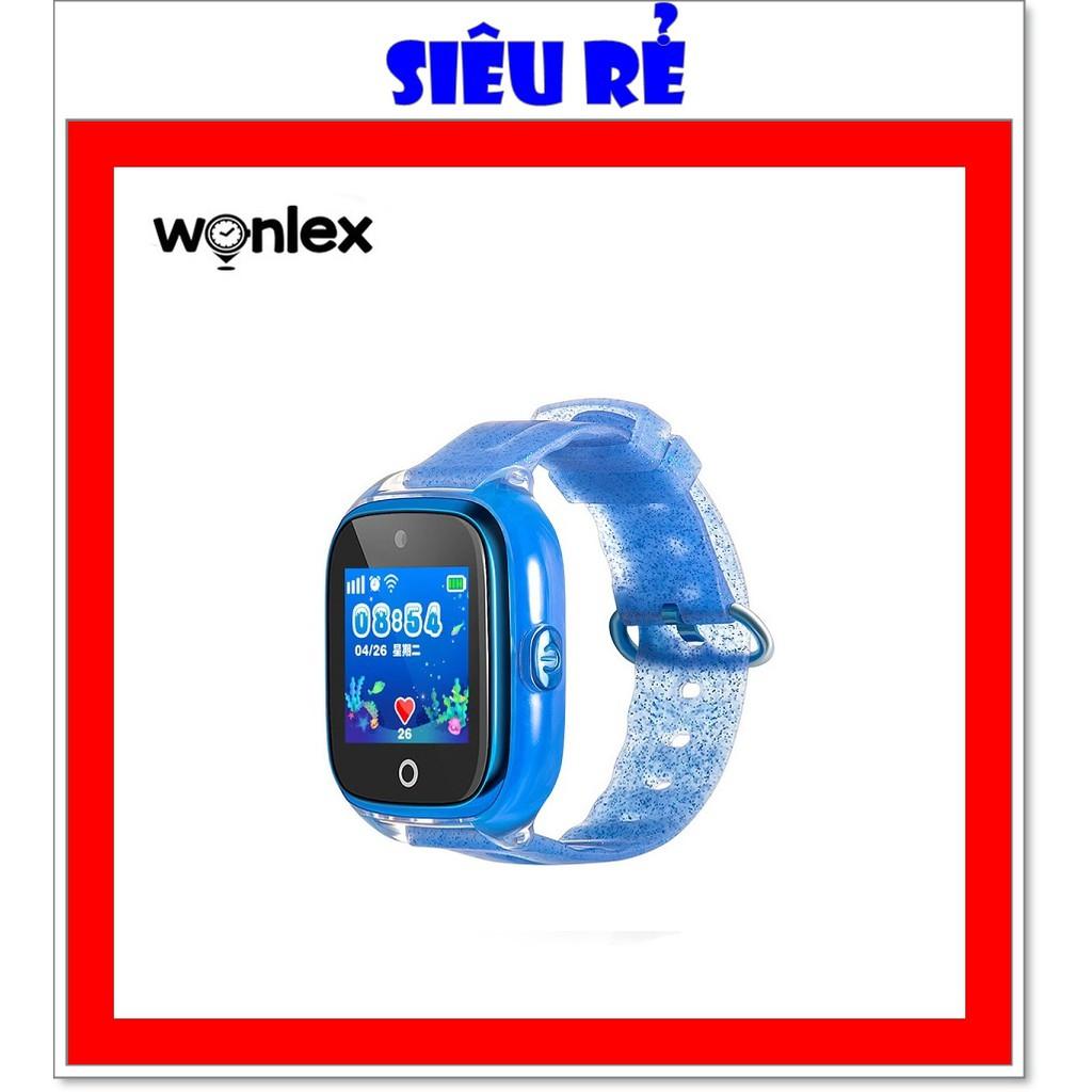 Đồng Hồ Wonlex KT01 Hồng