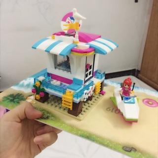 Xếp hình hình ngôi nhà và thuyền