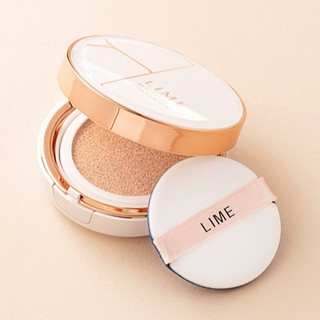 Phấn nước LIME Real Cover Pink Cushion SPF 50+ /PA+++