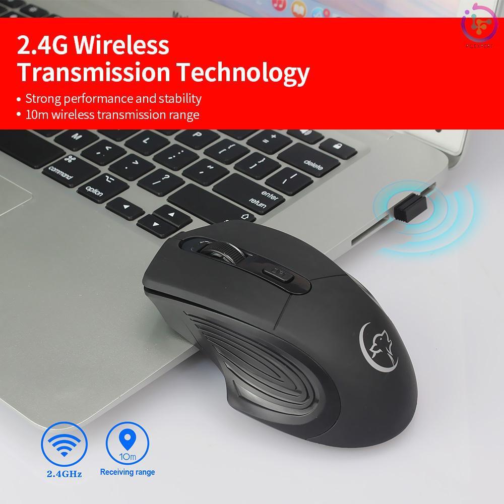 Chuột Quang Gaming Ywyt G838 2.4ghz 2400dpi