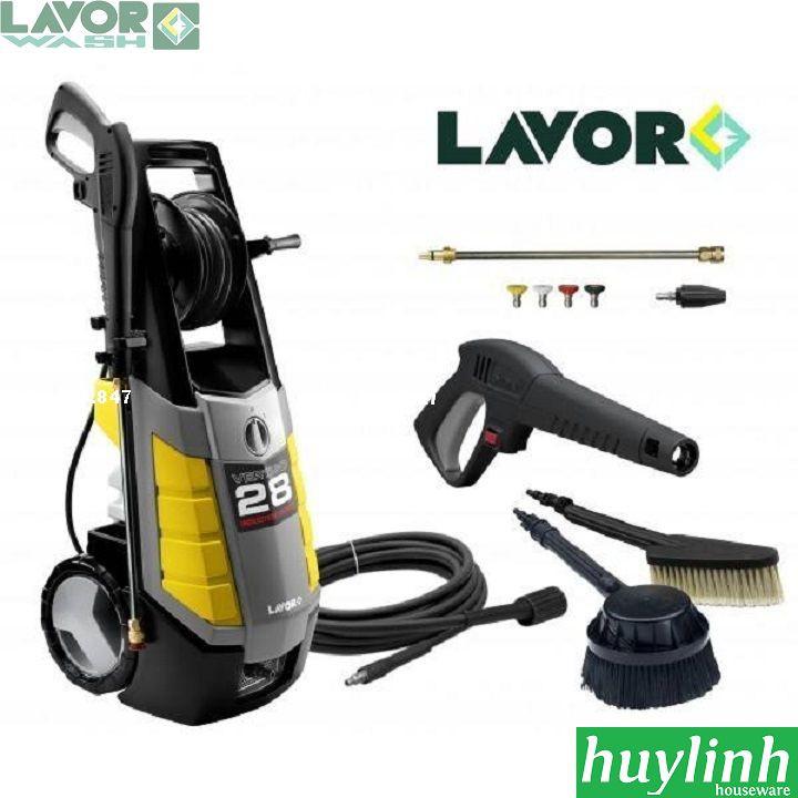 Máy xịt rửa xe Lavor Vertigo 28 - 2800W - 18