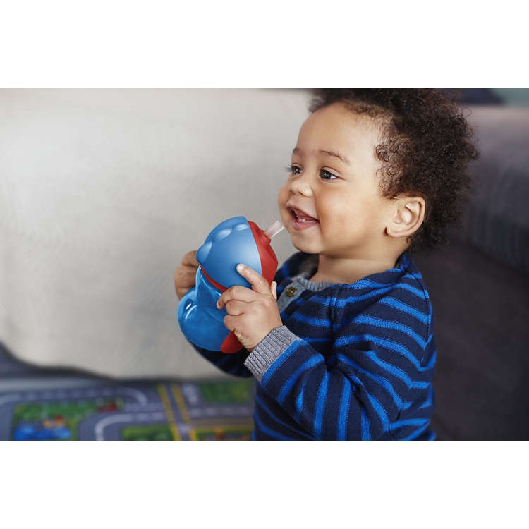 Bình tập uống có vòi Philips AVENT 200ml cho bé từ 9 tháng