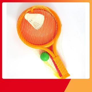 [KAS] Bộ chơi đánh câu lông – đánh bóng Loại Xịn