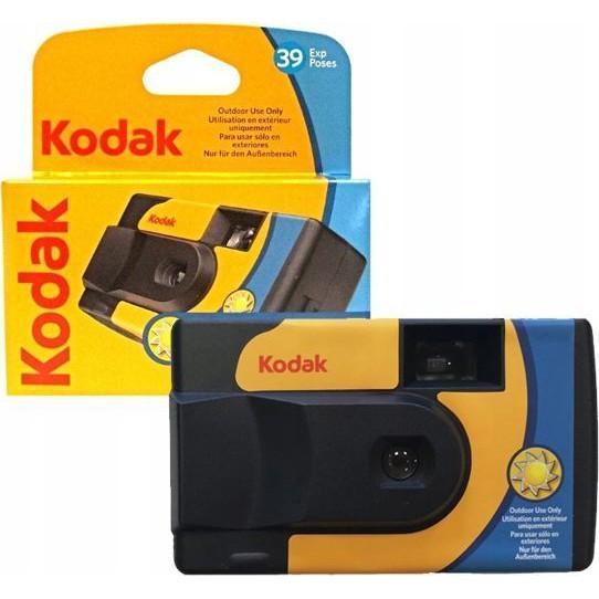 กล้องใช้แล้วทิ้ง kodak daylight
