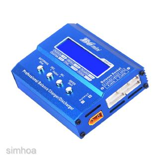 NEW B6 Mini Professional Balance Charger for RC Drone Lipo Battery Blue