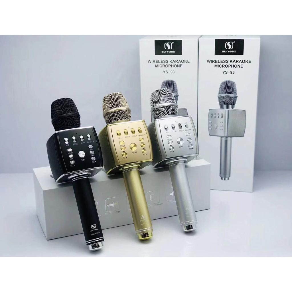 Micro Karaoke Bluetooth SU-YOSD YS-93   Shopee Việt Nam