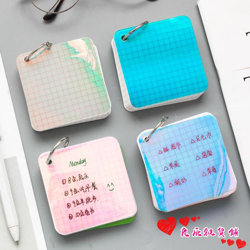 ★Hot merchandise★Ins aurora laser square word this creative s