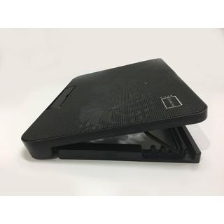 Đế Tản Nhiệt Cooling Pad N99 2 quạt (nâng được nhiều nấc) (Cái) thumbnail