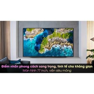 Smart Tivi OLED LG 4K 77 inch 77CXPTA Mới 2020