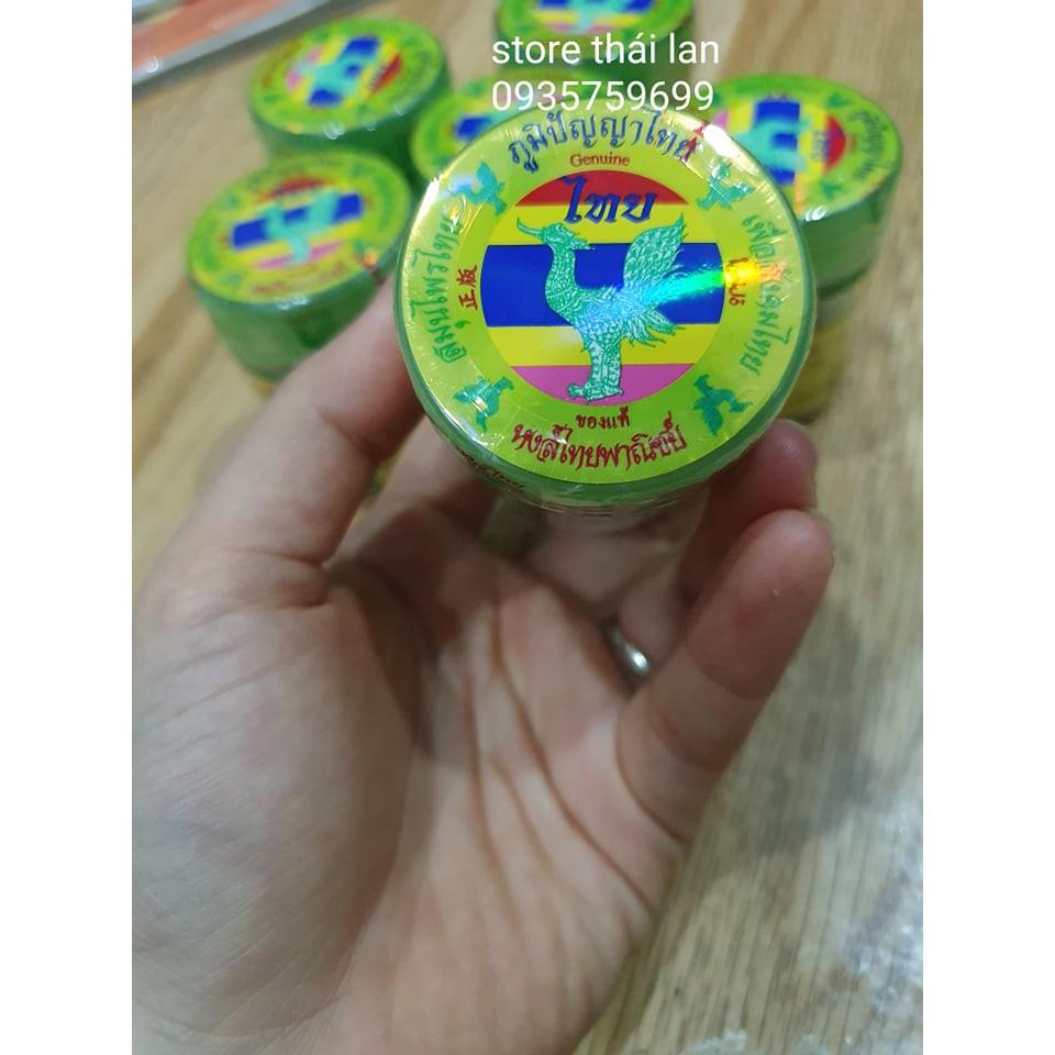 Hít Thảo dược Hong Thai thái lan
