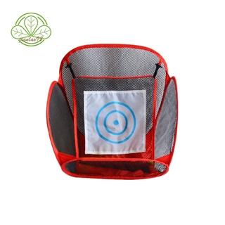 O Golf Portable Folding Net Set Ball Net Cutting Rod Practice Net Training Tool Net