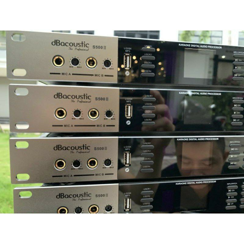 Vang số db acoustic S500 II. tặng quà trị giá 10% đơn hàng
