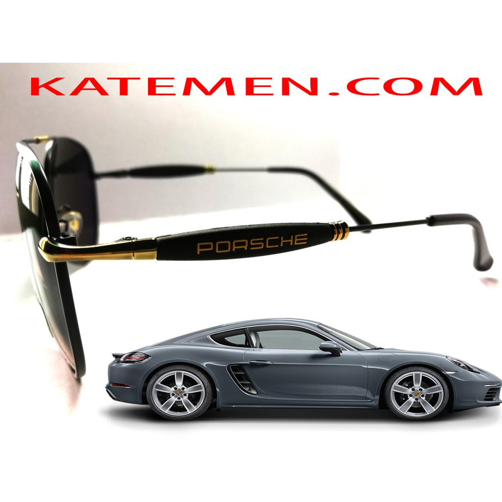 Kính Porsche Nam Chống Tia UV – Chống Chói