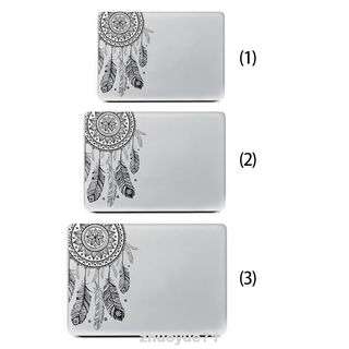 Laptop Sticker Removable Protective Adhesive Waterproof Accessories PVC Portable For MacBooks