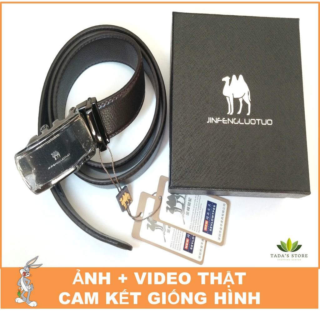 Thắt Lưng Nam Z-0331 Dây Nịt Nam Hàng Hiệu Da Bò Cao Cấp JIN