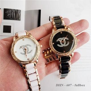 [Full box+ bảo hành 12th] Đồng hồ nữ Chanel - Bản cao cấp tặng hộp đi kèm sang trọng donghovip