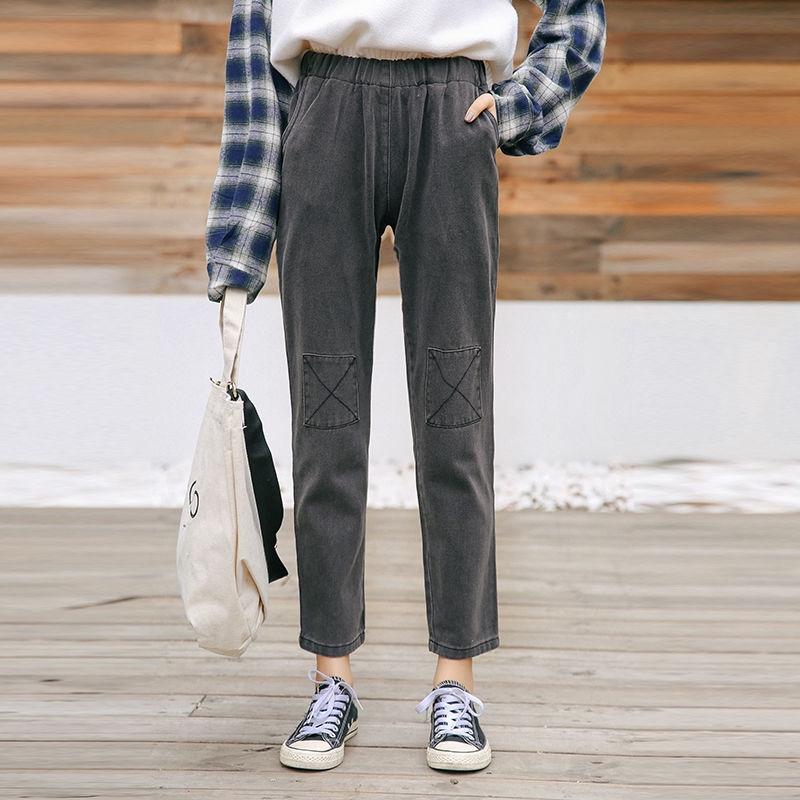 quần jeans nữ 9 tấc lưng cao thời trang hàn - 14307184 , 2492150981 , 322_2492150981 , 435600 , quan-jeans-nu-9-tac-lung-cao-thoi-trang-han-322_2492150981 , shopee.vn , quần jeans nữ 9 tấc lưng cao thời trang hàn