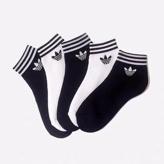 🌟FREESHIP🌟Tất Vớ thể thao Adidas ngắn cổ 3 lá hàng VNXK thời trang