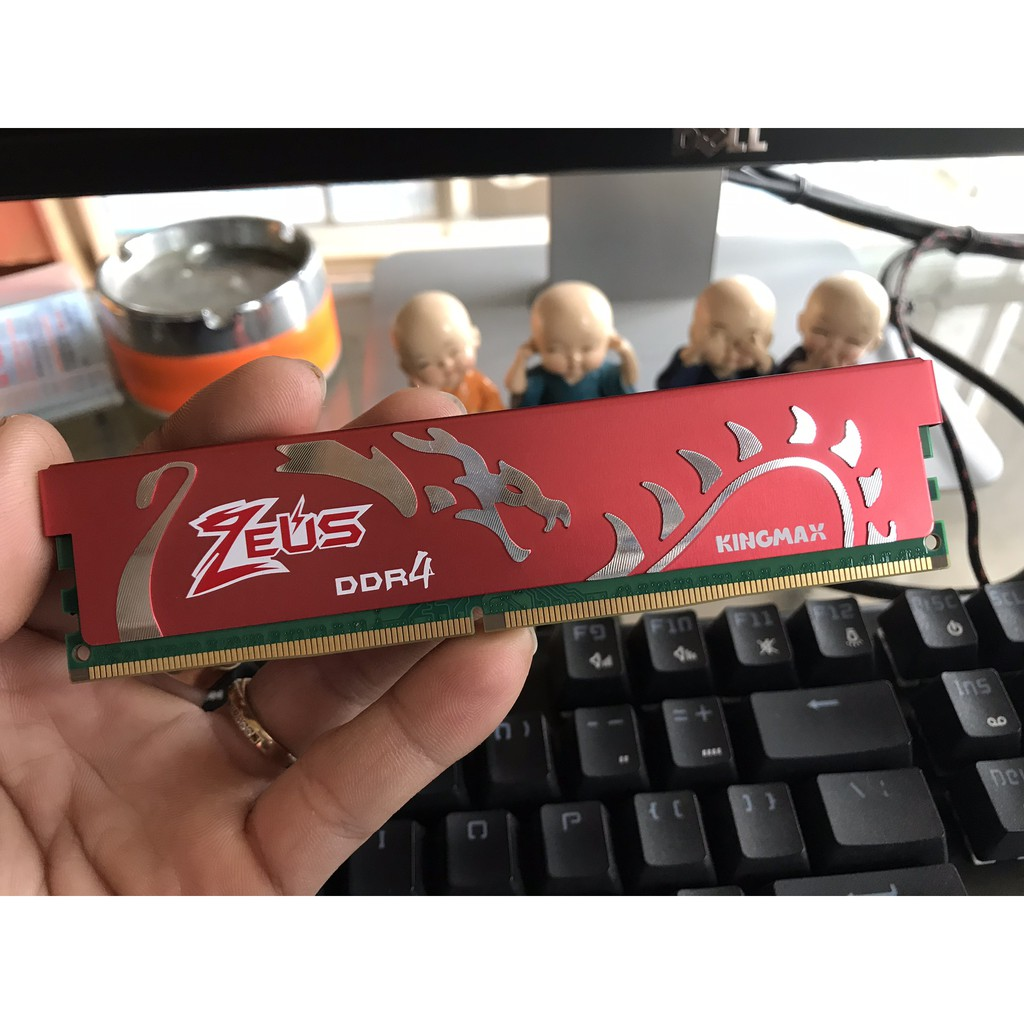 Ram Kingmax DDR4 Zeus 8GB Bus 2400Mhz tản thép (đỏ) - 2403462 , 1336795956 , 322_1336795956 , 1900000 , Ram-Kingmax-DDR4-Zeus-8GB-Bus-2400Mhz-tan-thep-do-322_1336795956 , shopee.vn , Ram Kingmax DDR4 Zeus 8GB Bus 2400Mhz tản thép (đỏ)