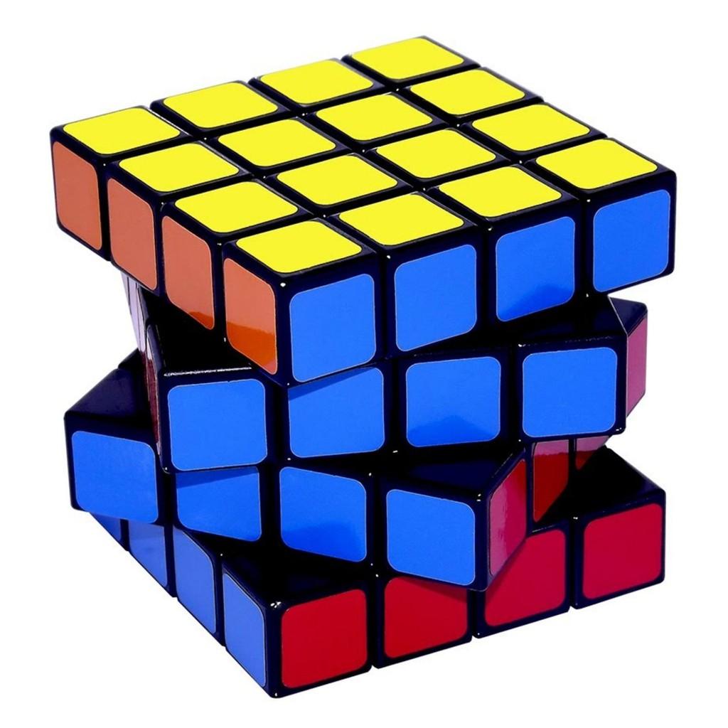 [Mã TOYNOV giảm 10% tối đa 15K đơn từ 50K] Đồ chơi phát triển kỹ năng rubik 4x4x4 Ms-42