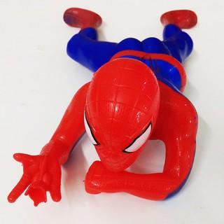 Siêu nhân nhện bò, người nhện Spider man biết bò