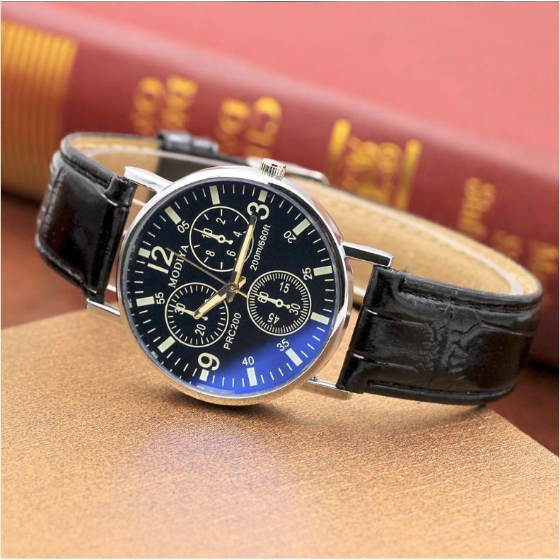 Đồng hồ nam thời trang MODIYA giá siêu rẻ (có giá sỉ) !!!