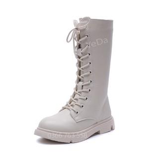 Giày boot cao cổ cho bé gái thiết kế thời trang Hàn Quốc thumbnail