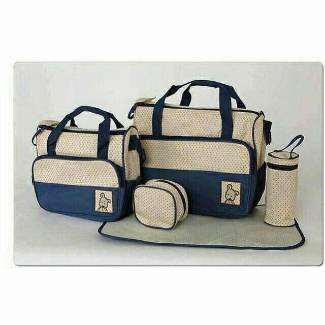 Sét túi 5 chi tiết cho mẹ và bé H1 Giá Tốt - 13962951 , 2591360454 , 322_2591360454 , 210000 , Set-tui-5-chi-tiet-cho-me-va-be-H1-Gia-Tot-322_2591360454 , shopee.vn , Sét túi 5 chi tiết cho mẹ và bé H1 Giá Tốt