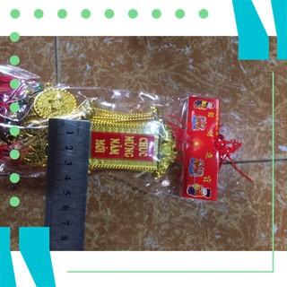 Sale Giá Gốc- Thẻ bài bé trang trí oản (1 túi 10 thẻ) v-qu