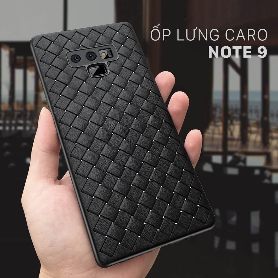 Ốp lưng da Caro Samsung Note 9