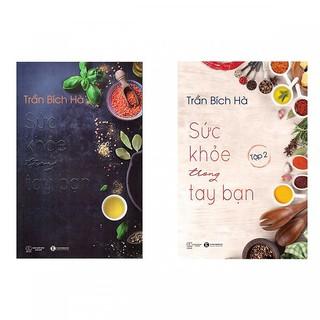 Sách - Combo 2 Cuốn Sức Khỏe Trong Tay Bạn ( Tặng Tedbook Nghe Theo Cái Bụng + Postcard bốn mùa ngẫu nhiên )