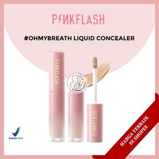 Kem che khuyết điểm dạng lỏng lâu trôi chống thấm nước Pinkflash thumbnail