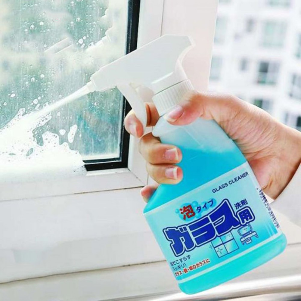 Chai Xịt Rửa Kính Rocket Glass Clean 300ml Hàng Nhật | Shopee Việt Nam