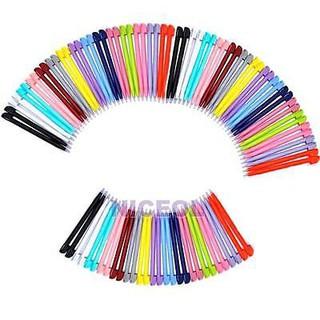 50 Bút cảm ứng nhiều màu cho Nintendo DS 3DS Lite NDSL thumbnail