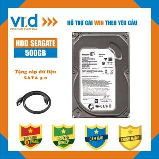 Ổ cứng HDD 500GB-160GB Segate - Tặng cáp sata 3.0 - Hàng nhập khẩu tháo máy đồng bộ - bảo hành 6T