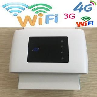 Cục Phát Wifi Di Động ZTE Mf920 siêu truy cập kết Nối 32 Thiết Bị Bộ Phát Wifi 4G đa năng sài đa mạng