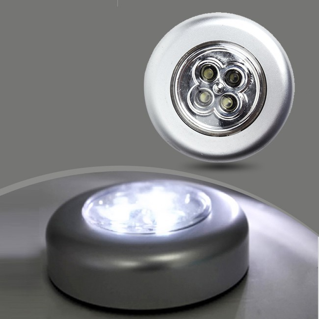 Bộ 10 Đèn LED Dán Tường 4 Bóng Sáng 1000h Tặng Lấy Ráy Tai - 3305943 , 1329096276 , 322_1329096276 , 205000 , Bo-10-Den-LED-Dan-Tuong-4-Bong-Sang-1000h-Tang-Lay-Ray-Tai-322_1329096276 , shopee.vn , Bộ 10 Đèn LED Dán Tường 4 Bóng Sáng 1000h Tặng Lấy Ráy Tai
