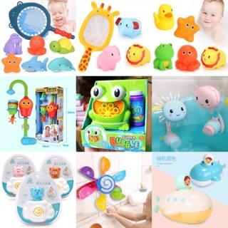 Combo bán lẻ sản phẩm đồ chơi nhà tắm dành cho bé